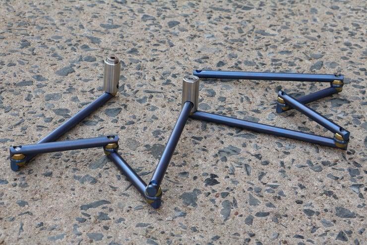 560G Titanium Bike Lock 8
