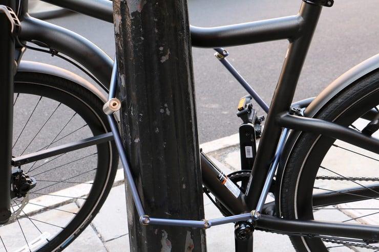 560G Titanium Bike Lock 9