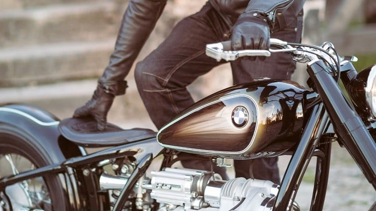 BMW R 5 Hommage Motorcycle 10