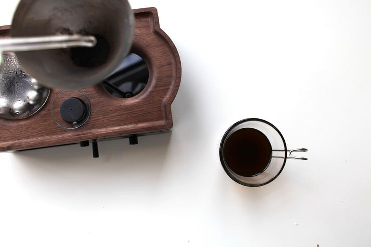 Barisieur Coffee Maker-Alarm Clock 14