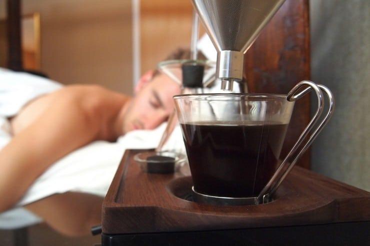 Barisieur Coffee Maker/Alarm Clock