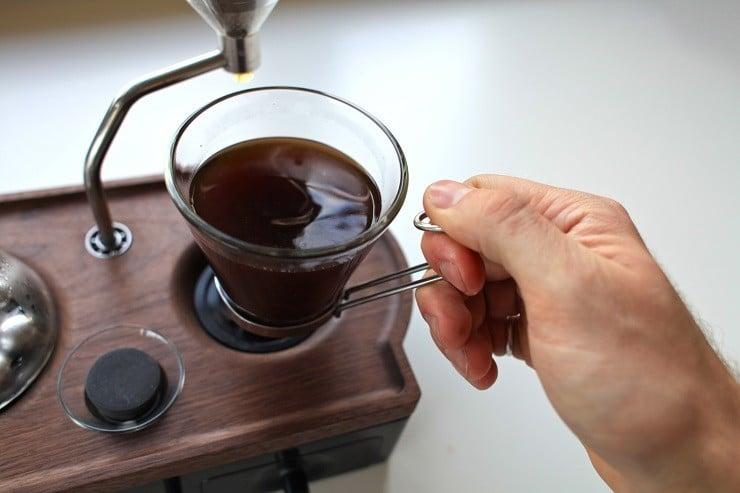 Barisieur Coffee Maker-Alarm Clock 4