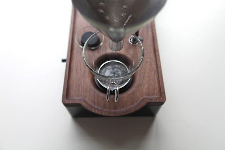 Barisieur Coffee Maker-Alarm Clock 8