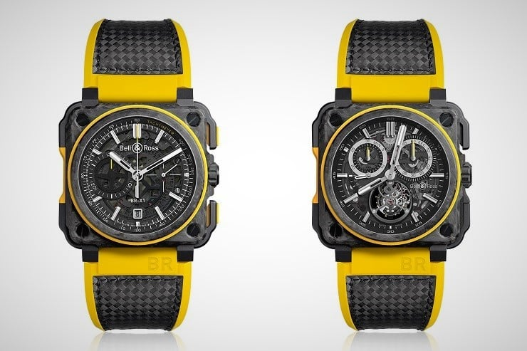 Bell & Ross BR-X1 RS16 and BR-X1 RS16 Tourbillon 1