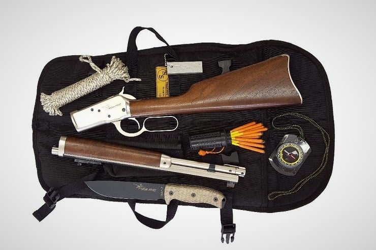 Bush Pilot Carbine Survival Kit 3
