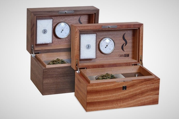 Cannaseur One Cannabis Storage Box 1