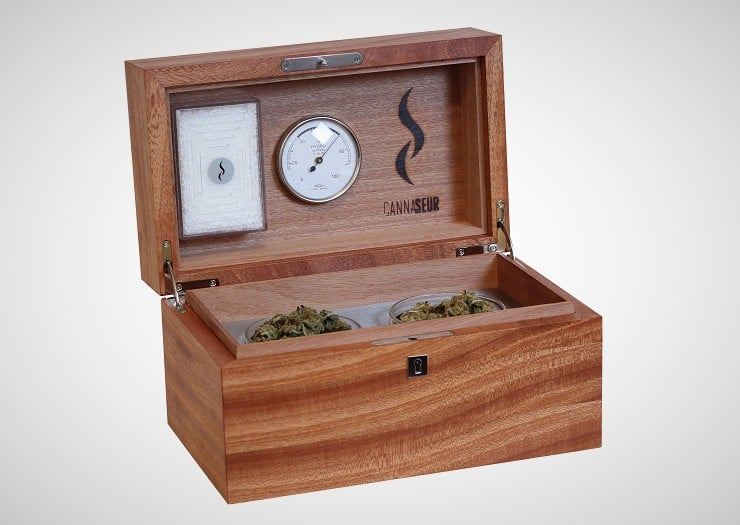 Cannaseur One Cannabis Storage Box 4