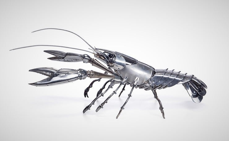 Cast-off Junk Creatures by Edouard Martinet 4