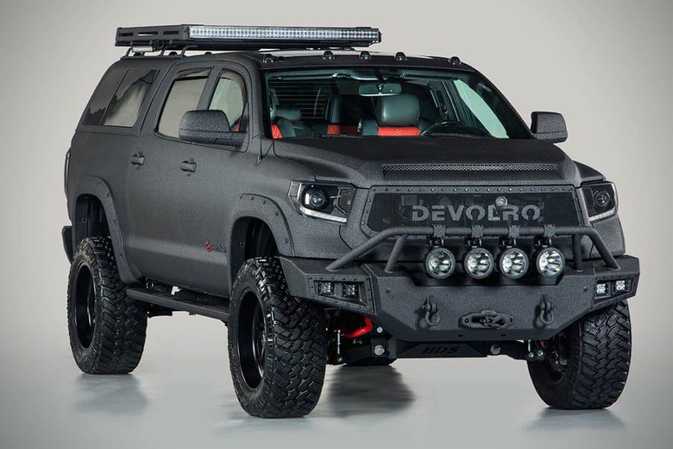 Devolro's Toyota Tundra Diablo