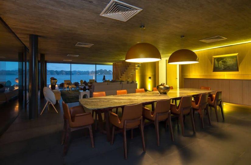 Dining Room, Caye Sereno Community, Vietnam