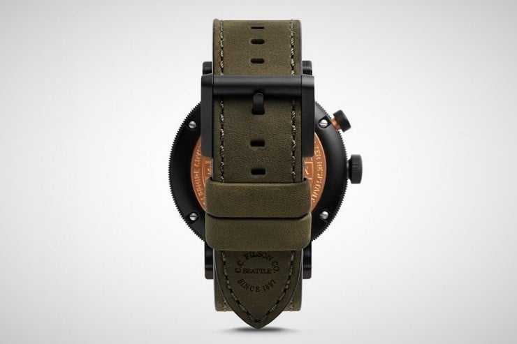 Filson Scout Dual Time Watch 1
