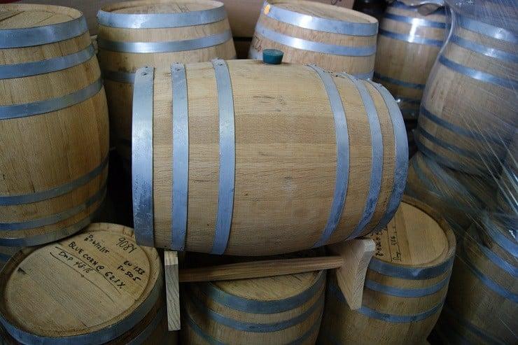 Homebrewing Whiskey Barrel 1