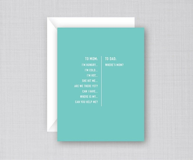 Honest Mother's Day Cards 8