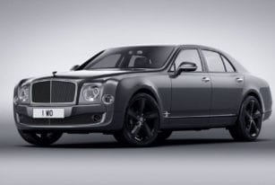 Limited Edition Mulsanne Speed by Bentley Mulliner