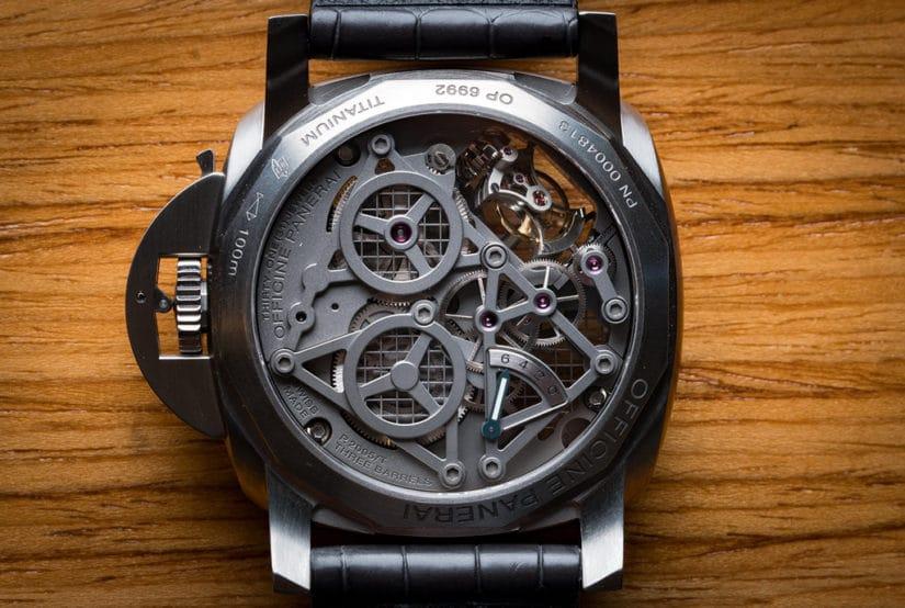 Lo Scienziato Luxury Timepiece