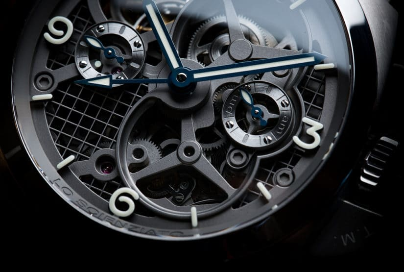 Luxury Panerai Luminor 1950 Watch