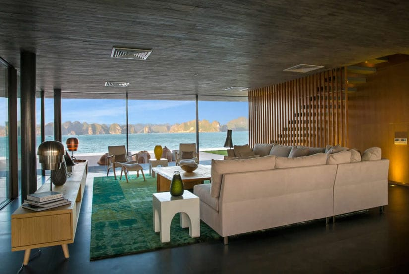 Luxury Villas in Vietnam, Living Room