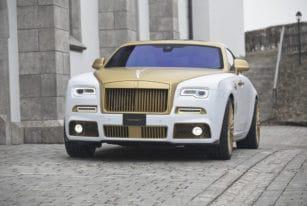 Mansory Rolls-Royce Wraith Palm Edition 999