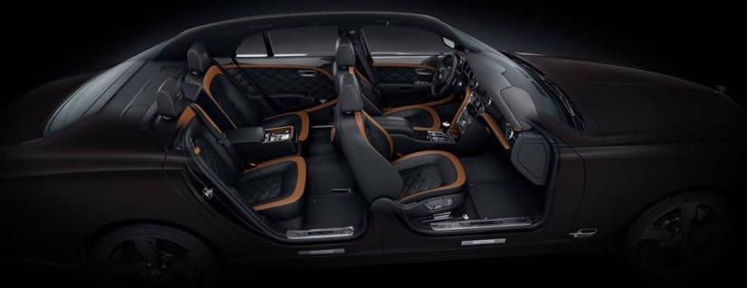 Mulsanne Speed Beluga Edition by Bentley Mulliner