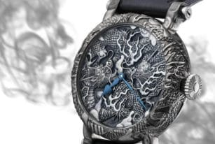 Peter Speake-Marin Kennin-ji Luxury Timepiece