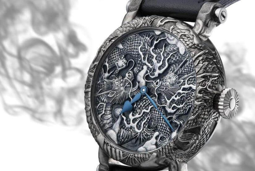 Peter Speake-Marin Kennin-ji Luxury Timepiece