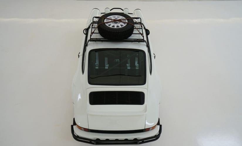 Porsche Carrera Rally Car by Luftgekuhlt