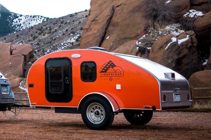 Timberleaf Camping Trailer 1