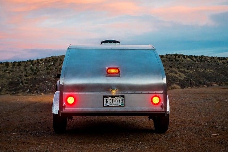 Timberleaf Camping Trailer 16