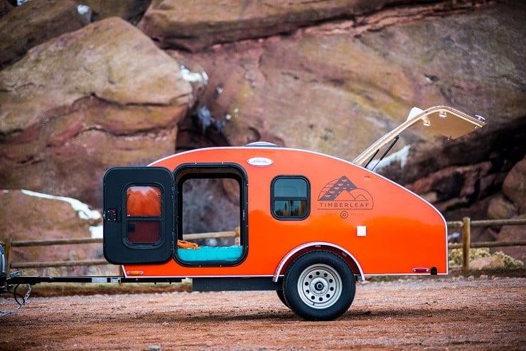 Timberleaf Camping Trailer 17