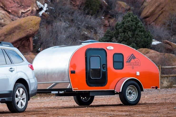 Timberleaf Camping Trailer 18
