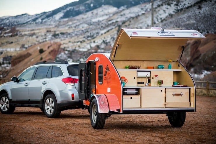 Timberleaf Camping Trailer 5