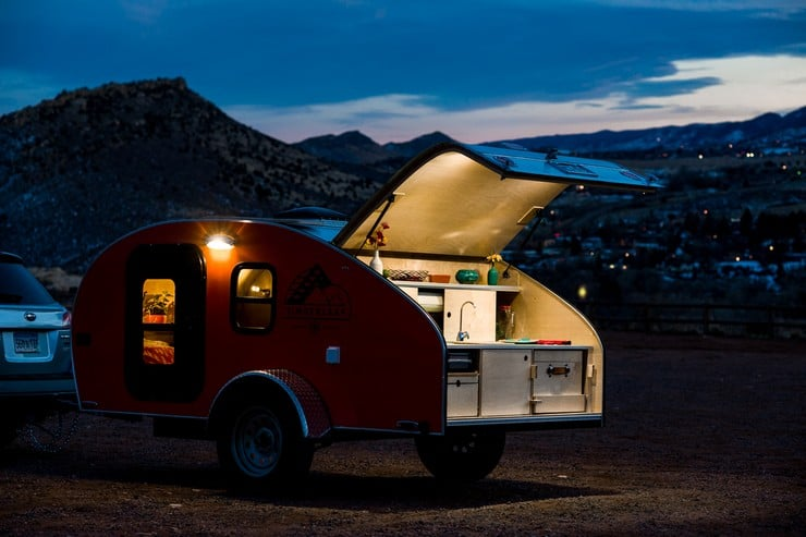 Timberleaf Camping Trailer 8