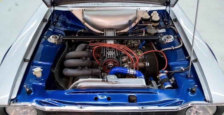 1974 Ford Escort MK1 12