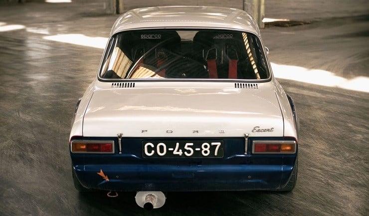 1974 Ford Escort MK1 8
