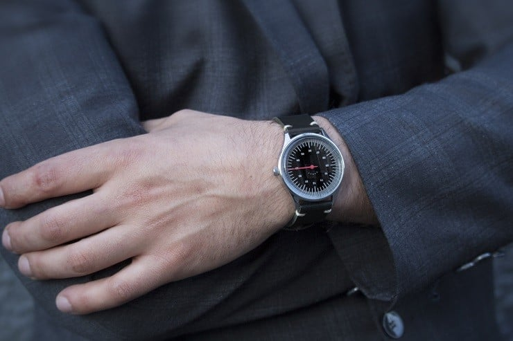 Ceres C01 Single-Handed Watch 5