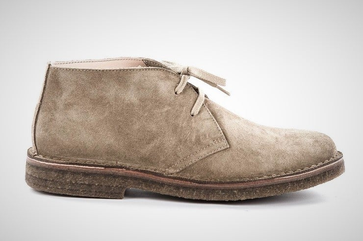 Greenflex Stone Desert Boot