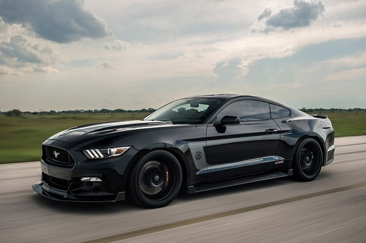Hennessy 25th Anniversary HPE800 Ford Mustang 8