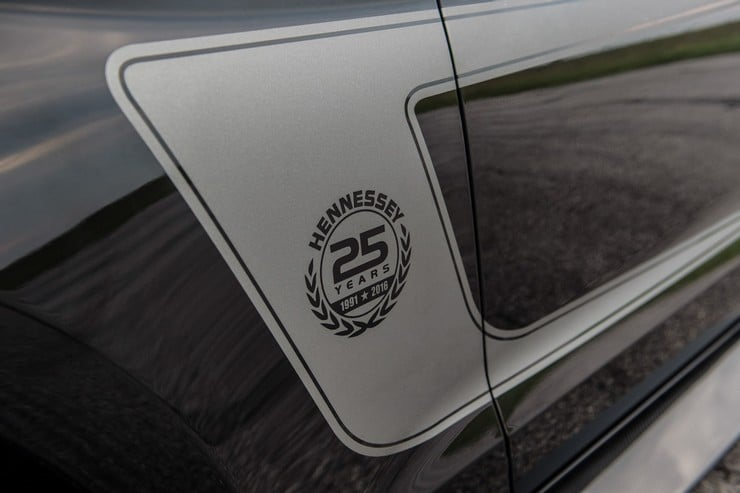 Hennessy 25th Anniversary HPE800 Ford Mustang 9