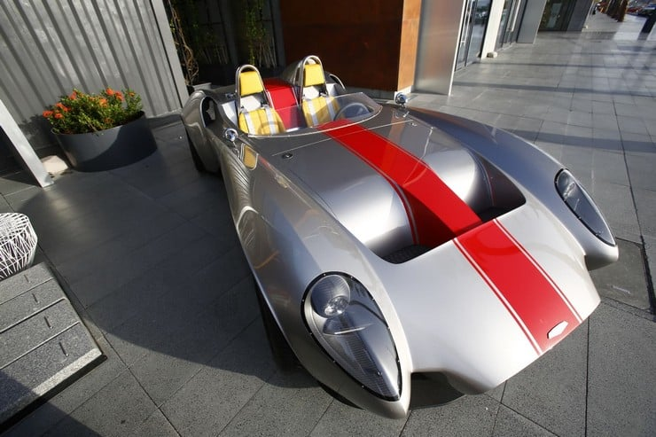 Jannarelly Design-1 Retro Roadster 7