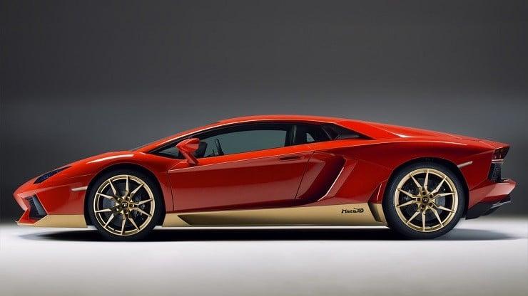 Lamborghini Aventador Miura Homage 3