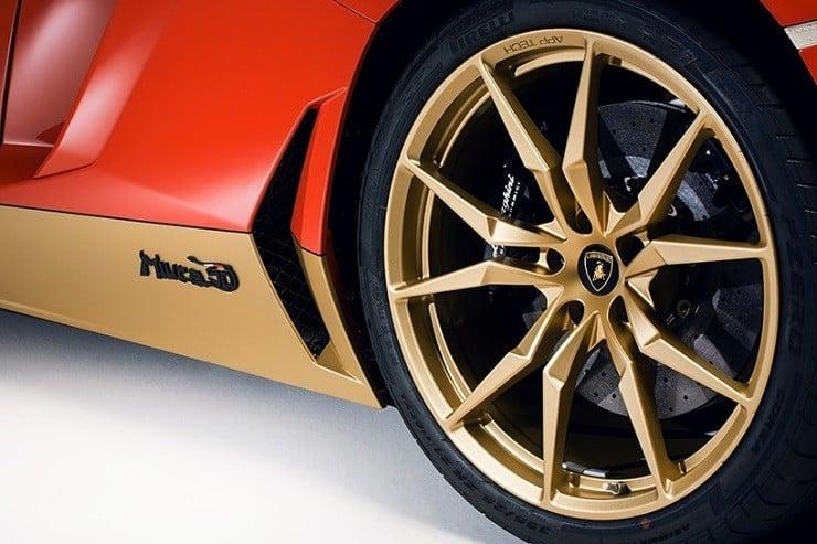 Lamborghini Aventador Miura Homage 6