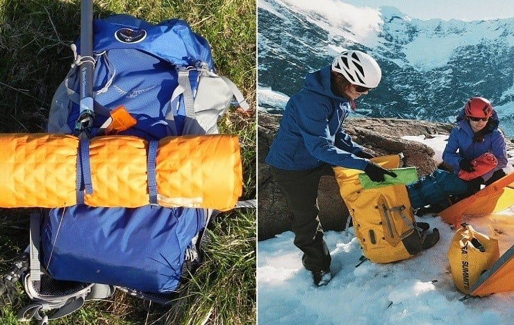 Sea to Summit Comfort Plus Insulated Mat 3