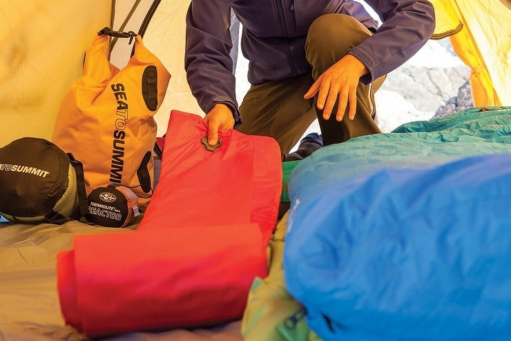 Sea to Summit Comfort Plus Insulated Mat 4