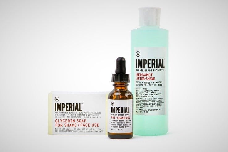 Shave Bundle by Imperial