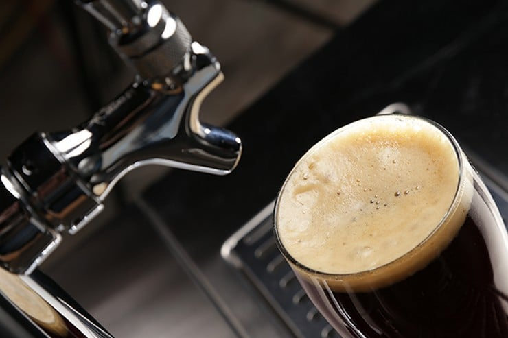 VESSI Beer Fermentor and Dispenser 1