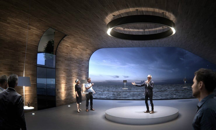 108M Mega Yacht Concept 8