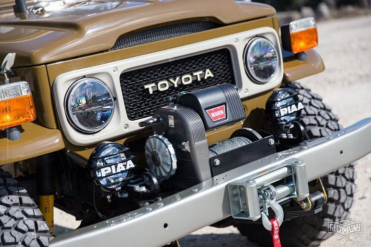 1981 Toyota Land Cruiser FJ43 by Copperstate Overland 6