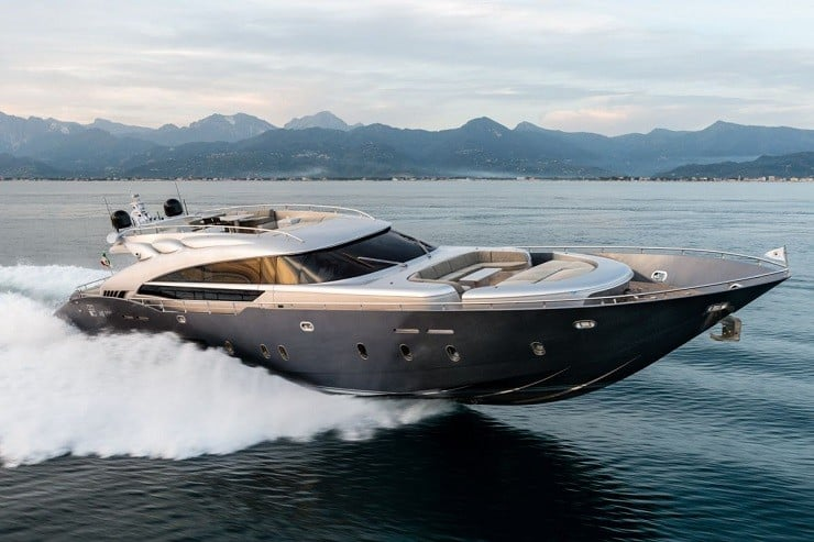 AB 100 Spectre Yacht 1