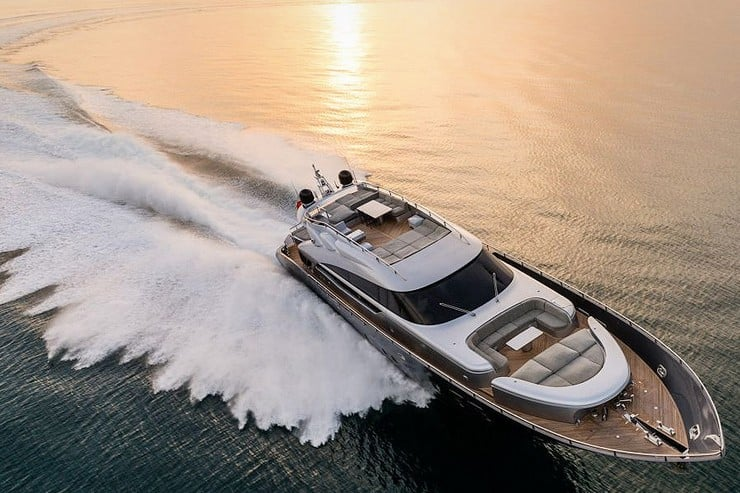 AB 100 Spectre Yacht 18
