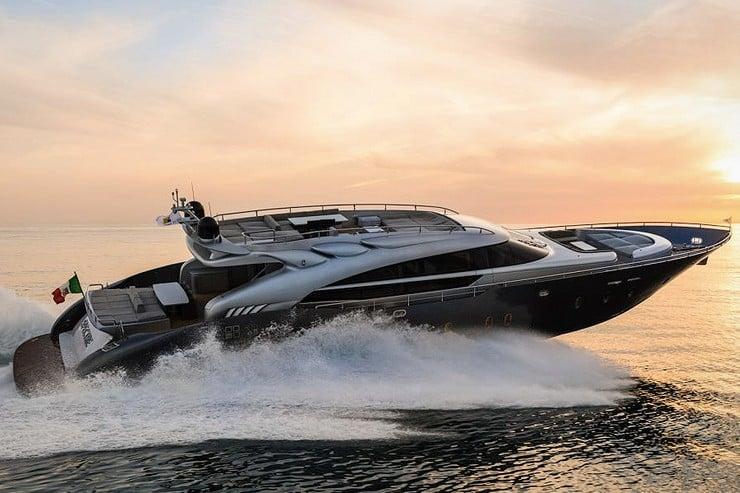 AB 100 Spectre Yacht 19